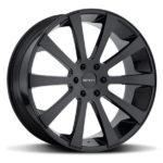 Zenetti Aspen - Gloss Black